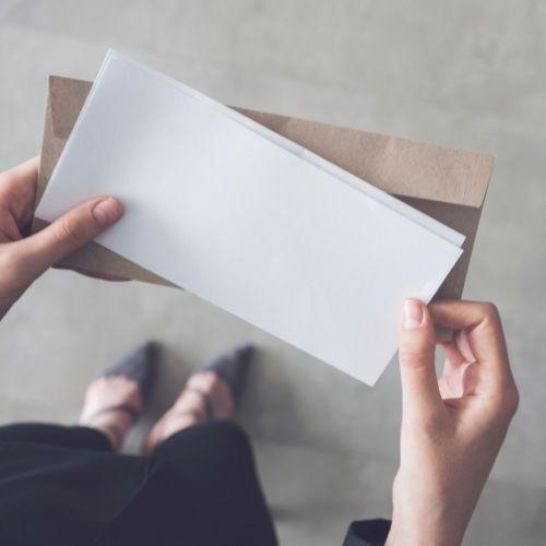 Recepcion de correo postal del cliente - domiciliacion de sociedades en vigo